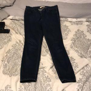 Tory Burch Legging Jeans